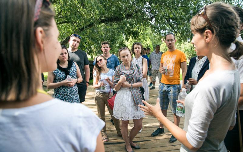 EDS Study Mission – Minsk, 2016