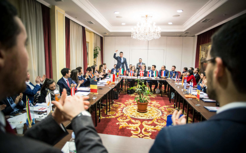 Council Meeting, December 2017 // Skopje, FYROM