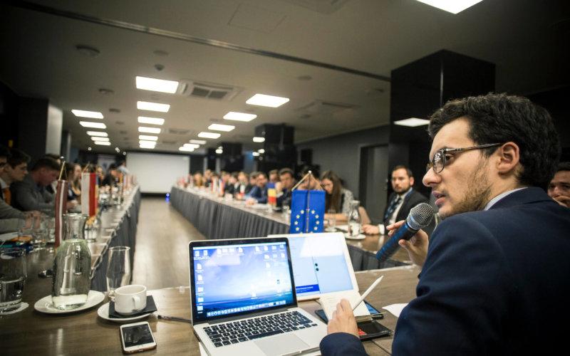 Council Meeting April 2018 // Riga, Latvia